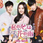 韓国ドラマ「私の心は花の雨」のあらすじ