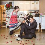 韓国ドラマ「ゴー・バック夫婦」でチャン・ナラとソン・ホジュンが夫婦役だが・・・
